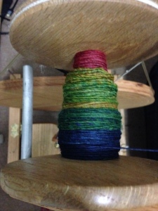 Spinning a Gradient from Heavenly Wools