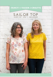Sailor Top-Cvr